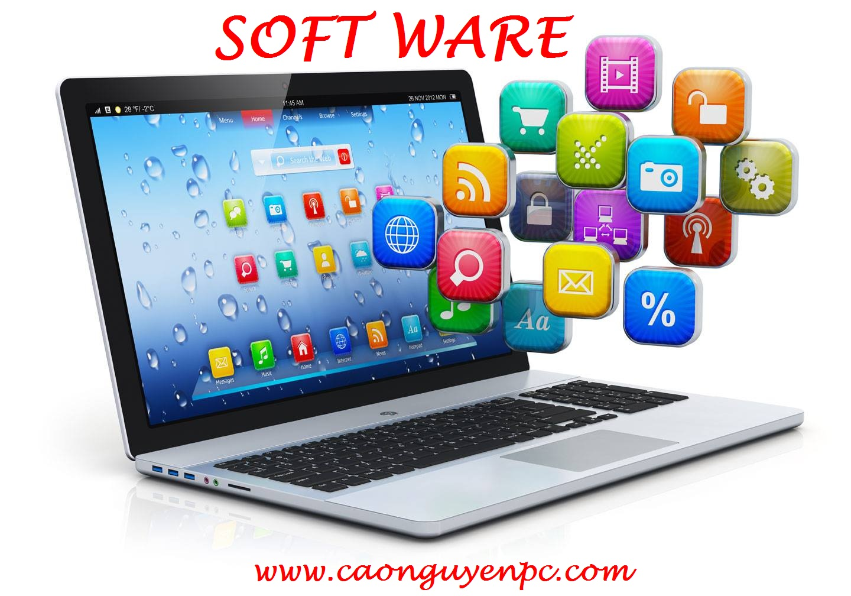Những phần mềm cần thiết cho máy tính (PC và Laptop)
