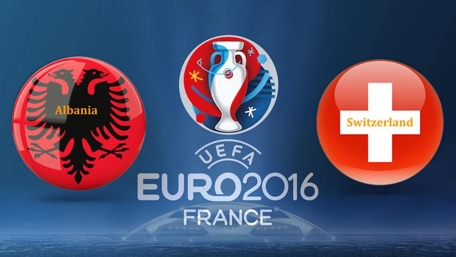 Trực tiếp : Albania VS Thụy Sĩ