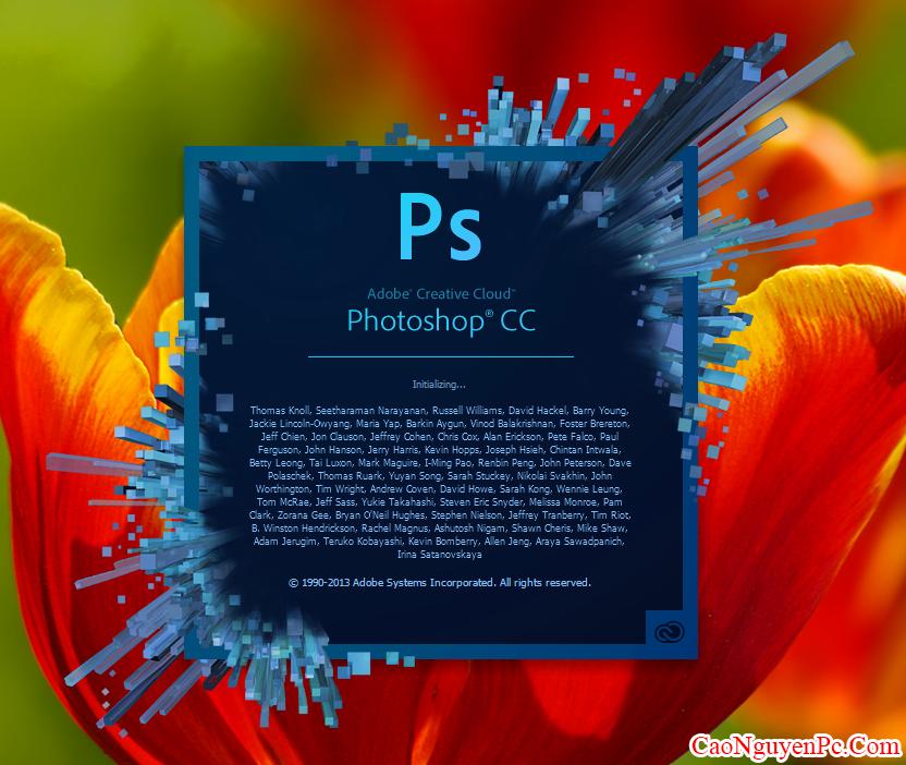 [Photoshop] Link tải và hướng dẫn cài đặt Photoshop CC Full