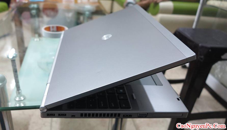 [Review] Laptop HP EliteBook 8570p: Máy đẹp, cấu hình cao, siêu bền | Giá trong khoảng 6 – 9 triệu
