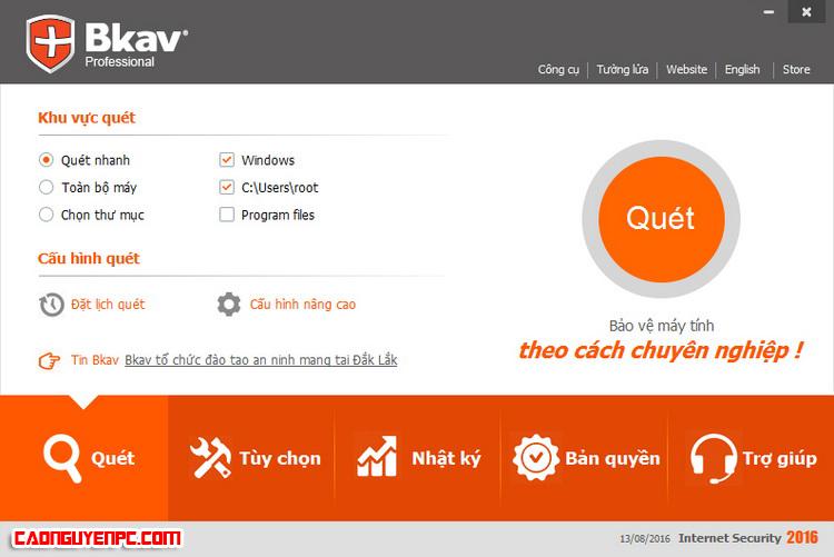 Ra mắt Bkav 2016 trang bị công nghệ chống lộ lọt thông tin