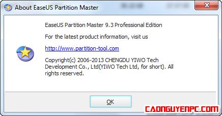 Easeus partition master crack 10.5