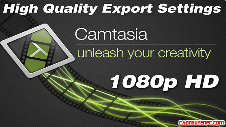 Camtasia 8.4.4 Full – Phần mềm quay phim màn hình chuyên nghiệp