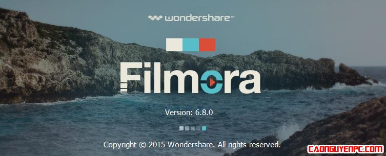 Wondershare Filmora 6.8.0 Full -Tạo và chỉnh sửa video chuyên nghiệp
