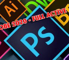[Đồ họa] Tổng hợp các phần mềm của Adobe 2020 Full Active